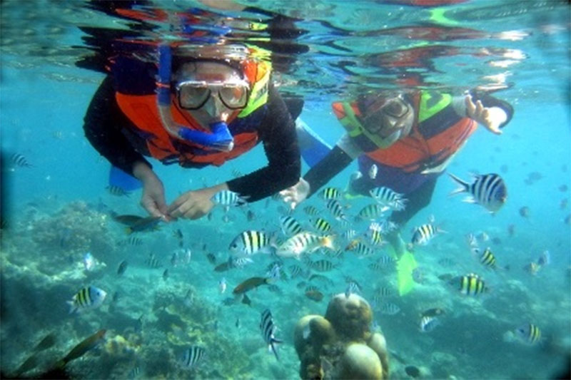 Paket Wisata Pulau Tidung Speedboat 3D2N Via Marina Ancol